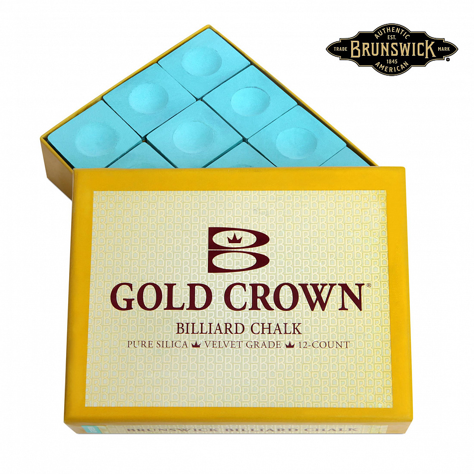 Мел Brunswick Gold Crown Green